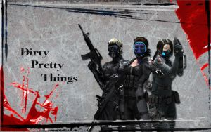 Dirty, Pretty, Things by Isobel-Theroux