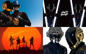 Daft Punk Wallpapers by HarryBana
