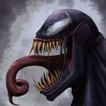 Venom (Final Color Version) by Dee-Pathirana