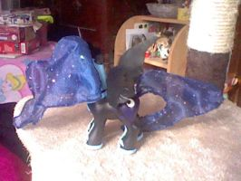 MLP Custom Nightmare Moon pic 3 of 6 by FlutterValley