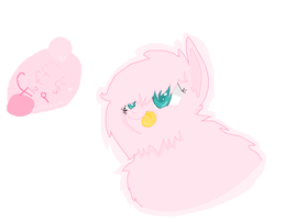 Fluffle Puff by MicaelaMeow