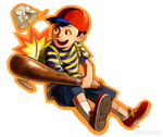 EARTHBOUND - NESS by EvilApple513
