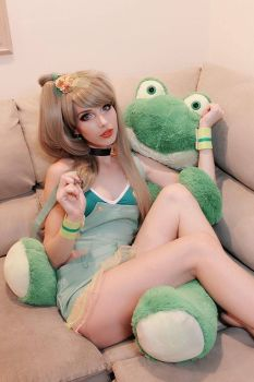 Kotori and Pepe III by MeganCoffey