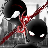 Two blood of Chicago by 359Dark
