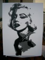marylin monroe 3 by sireatalot247