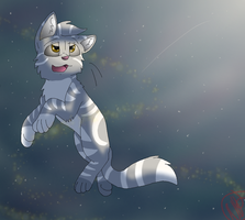 Driftfeather (AT) by nikkithedog3