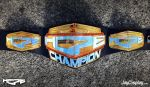 'HOPE' Championship Belt (Front) by JayCosplay