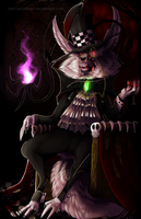 +Count Plag'ue+ by Ink-Leviathan