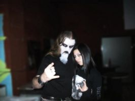 Keres and ME by Sinister666beauty