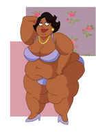 Donna Tubby Tubbs by soapmw3