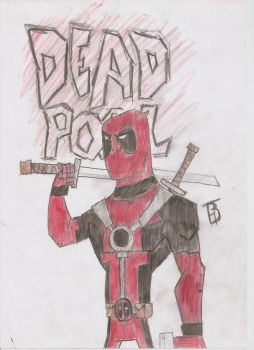 deadpool by dutchyEDD