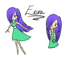 Enora by alliechu
