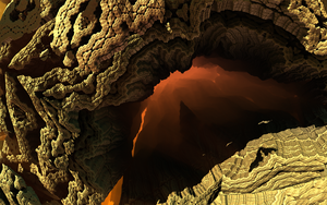 Into the Chasm by Trenton-Shuck