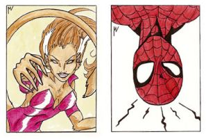 Marvel Characters 2 by Maija