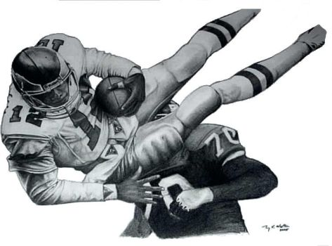 Randall Cunningham - Philadelphia Eagles by royboyct