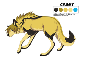 WA character sheet Crest by Kairi292
