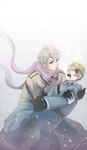 Aftermath of the Winter War - Animation by Zweri