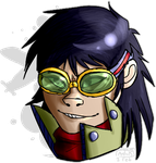 Phase 4 Noodle by SaintNevermore