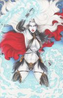 Lady Death Haute Couture by sorah-suhng