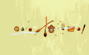 Quidditch Wallpaper by peppermintfrogs