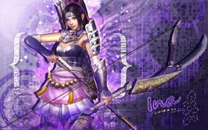 Inahime Wallpaper :D by Vianiel