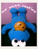 me want cookies... by NINJANE