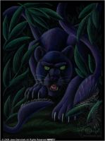 Displacer Beast by benwhoski