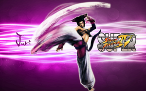 Super Street Fighter 4 Juri by CrossDominatriX5