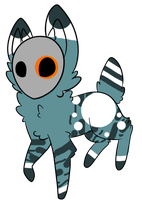 Masked Adopt (Closed) (NAME YOUR PRICE!) by Firestar999