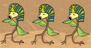 Egyptian Bellsprout Dance by Wuddupz