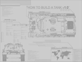 HOW TO BUILD A TANK v1.0 by XEMP7