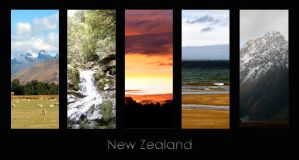 New Zealand RULEZ by barns
