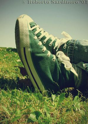 All Star Summer Time by Rob XIII - Converse
