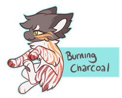 Burning Charcoal Orehunter Auction [open] by griwi
