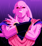 Ultimate Buu by uchiha-itasuke