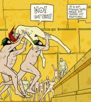 Naked Incal by bretterson