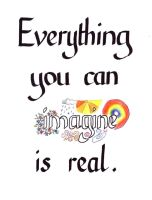 Everything you can imagine by Itti