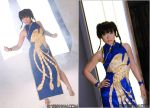 Lei Fang - Dead or Alive by yayacosplay