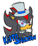 Kaito Shadow Gallery Icon by shadowhatesomochao