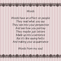 Words by Words-from-my-Soul