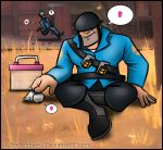 TF2 - Soldier's Pet by RatchetMario