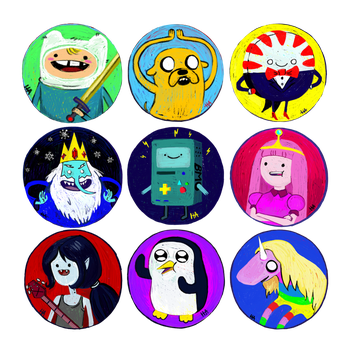 Adventure Time by Inprismed