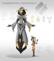 Torbernite - Voice of the Insurgency by TheGraffitiSoul