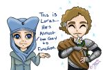 Mean Girls of Westeros Vol:5 by Hallow-Quinn