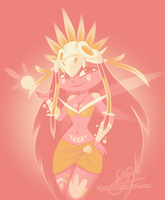 Tumblr Palette Challenge 9: Holly Luya by Spanex