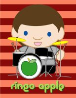 Ringo Apple by Snarktastic