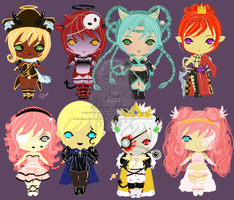 Dollz by HeirOfGlee