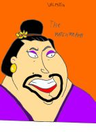 The Matchmaker of Mulan by me. ^^ by valentinfrench