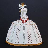 Paper Fashion by ColeV
