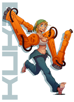 KUKA Arms by CauseImDanJones